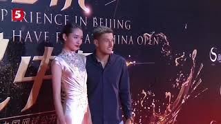 China Open 2017 - Players party