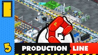 Having a Breakdown | Production Line - Part 5 (Early Access)