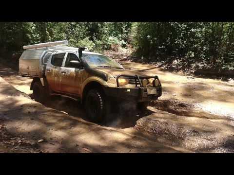 4WD Adventures - Toolangi State Forest - Melbourne - Australia - 4x4 - 4WD - 11-01-2017 - Video #2