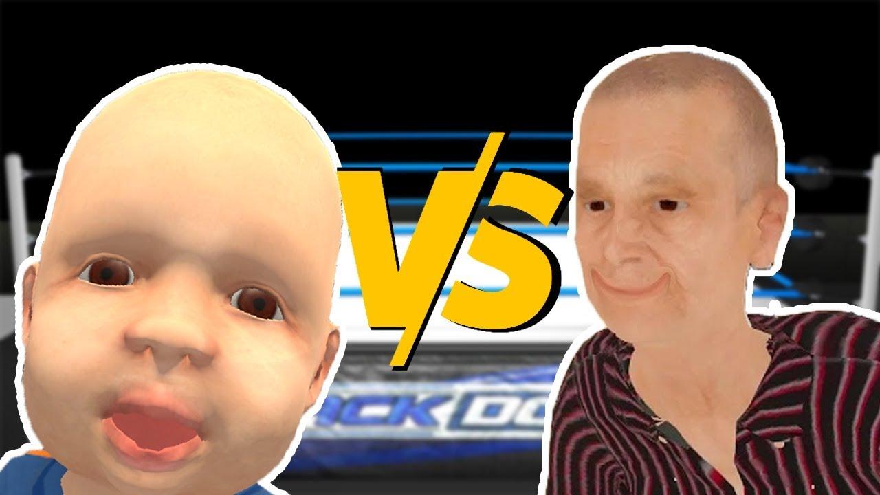 GRANNY VS KID ULTIMATE FIGHT [Granny Simulator]