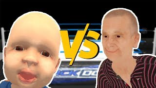GRANNY VS KID ULTIMATE FIGHT [Granny Simulator]