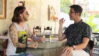 daniel Peixoto интервью