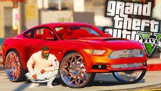 Hittin Lick after Lick! - GTA 5 Real Hood Life - Day 10