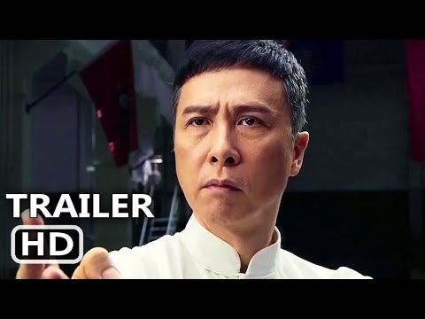 Ip Man 4: The Finale Chinese Trailer 2 (Donnie Yen, Scott Adkins)