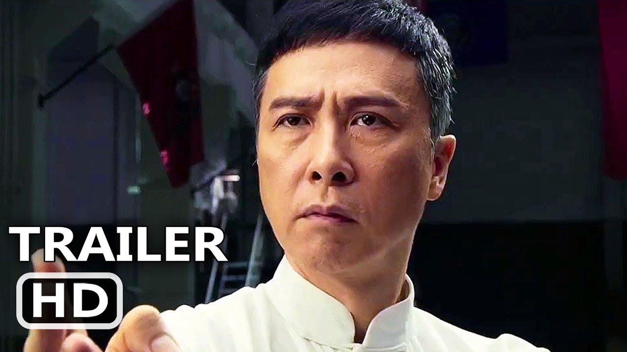 Download Ip Man 4: The Finale Chinese Trailer 2 (Donnie Yen, Scott Adkins)