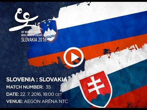 SLOVENIA : SLOVAKIA
