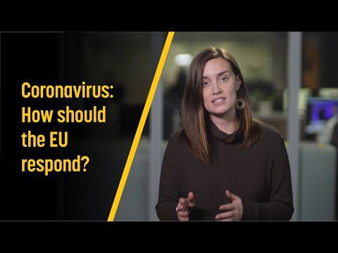 Coronavirus - How should the EU respond?