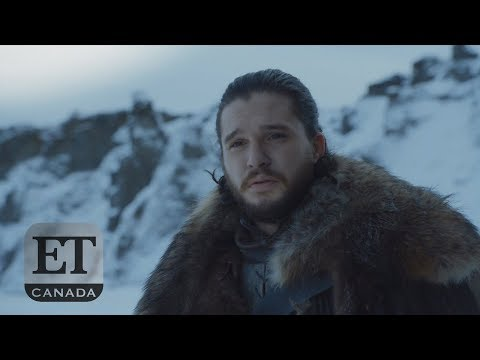 Kit Harington Reacts To 'Game Of Thrones' S8 Premiere