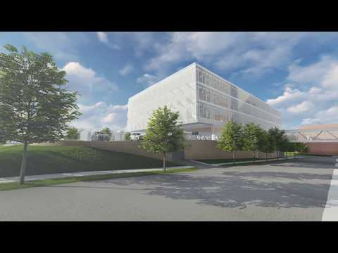 UC Gardner Neuroscience Institute Narrated Fly-Through Video