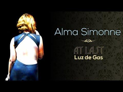 Alma Simonne - At Last - Live at Luz de Gas