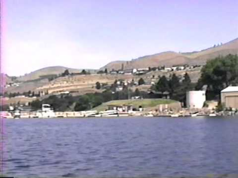 (PART THREE) Ro Helke (RIP), and Best Friend Eric Turnbow's Lake Chelan Boating: June 11, 2003.