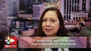 PIRA TV Episode 7 Usapang Microinsurance Part 1