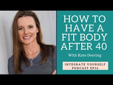 How To Heal Your Metabolism with Kate Deering | Integrate Yourself Podcast EP16