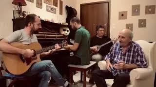 Πέτρος Βαγιόπουλος Σουαρέ στο Χαμαμ