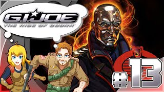 Gi Joe Rise of Cobra Part 13 DESTRO BATTLE (HD)