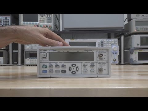 TSP #91 - Teardown & Repair of an Agilent 53152A 46GHz Microwave Frequency Counter