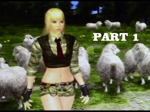 Tekken 6 - Lili Ghost Battle Part 1