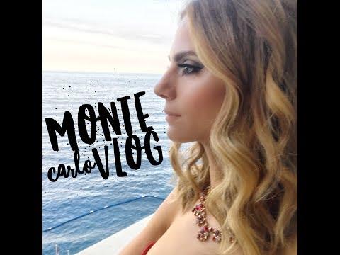 MONTE CARLO VLOG! part 1
