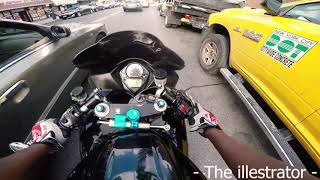 Extremely Close Calls, Road Rage, Crashes & Scary Motorcycle Accidents [EP #49]