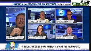 Brasil GRAN Favorito Copa América 2021 Argentina y Uruguay COMPETIRÁN Colombia Sueña- Jorge Ramos