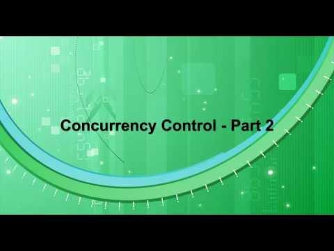 Concurrency Control - Part 2 - 01 - What is Transaction TimeStamp ?