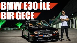 Doğan Kabak's New Car | BMW E30