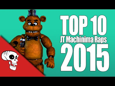 Top 10 Video Game Raps of 2015 by JT Music