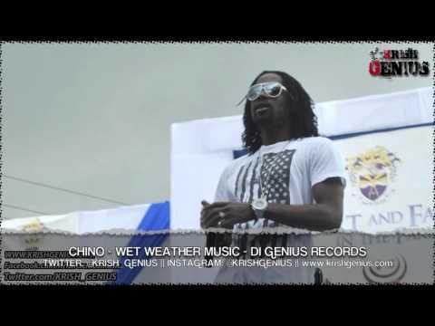 Chino - Wet Weather Music - Sept 2013