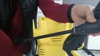 Karcher K 3 basınçlı yıkama makinesi 2020 kutu acılımı