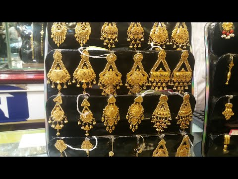 21 and 22 careet Earrings collection in bd