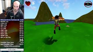 Super Mario 64 WR in 54:24