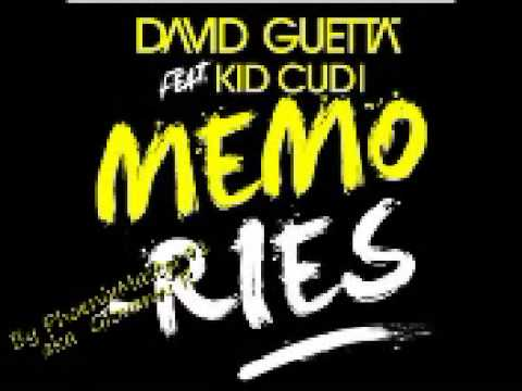 Memories  David Guetta Feat Kid Cudi