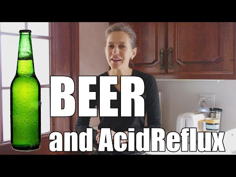 Beer. Could it  cause Acid Reflux?