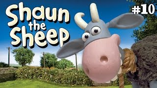 Video Shaun the Sheep - Kambing Pemotong Rumput [Mower Mouth] download MP3, 3GP, MP4, WEBM, AVI, FLV Oktober 2017