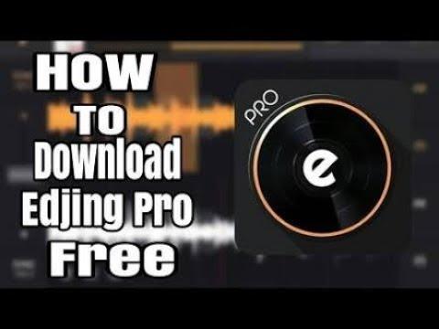 edjing pro apk free download