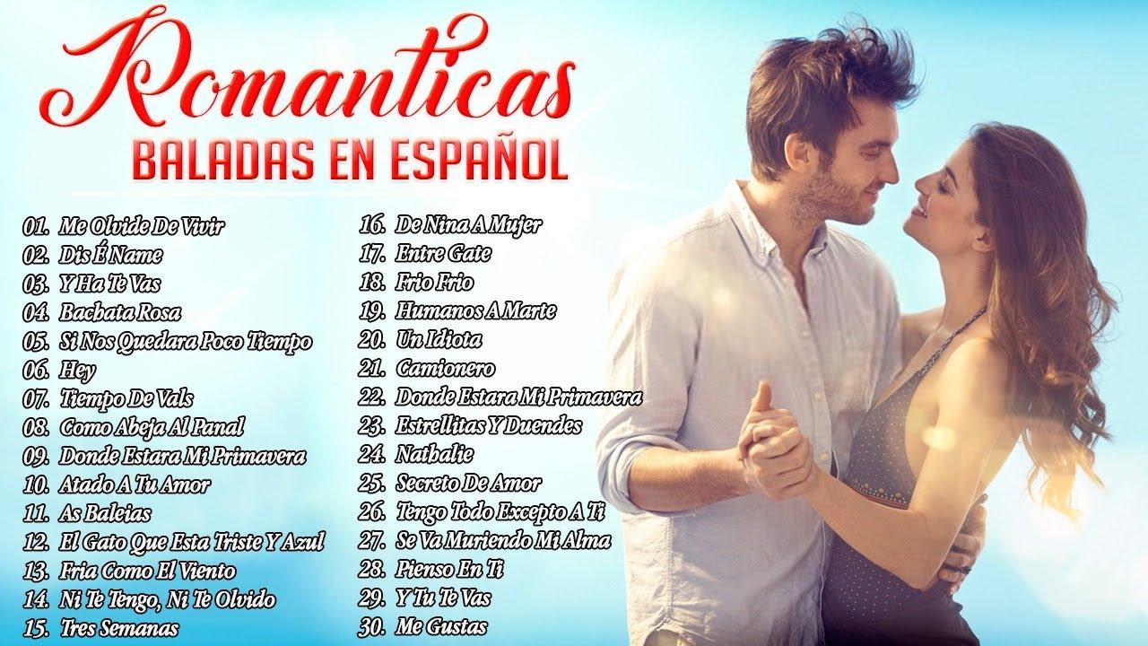 Viejitas Pero Bonitas Romanticas En Español 💘 Baladas Romantica 💘 Musica romantica en español