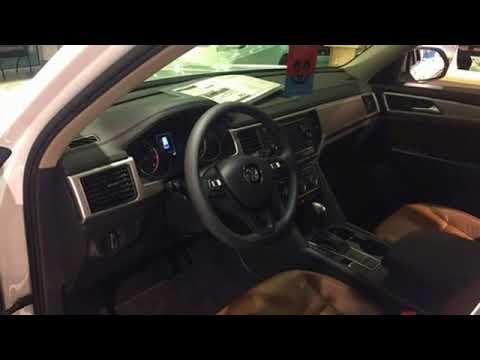 New 2018 Volkswagen Atlas Atlanta Alpharetta, GA #VA18165 - SOLD