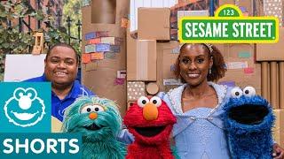 Sesame Street: Cardboard Castle Sizzle featuring Issa Rae