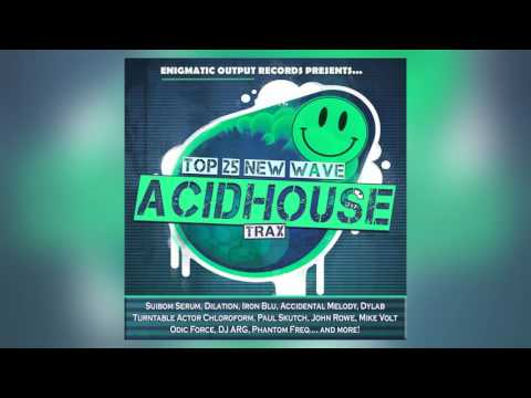 John Rowe - Turbinia [Enigmatic Output - Acid House]