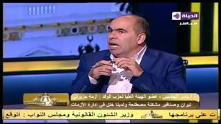 'الهضيبي': جزيرة 'تيران و صنافير' أول شرخ بين الشعب والرئيس.. (فيديو)
