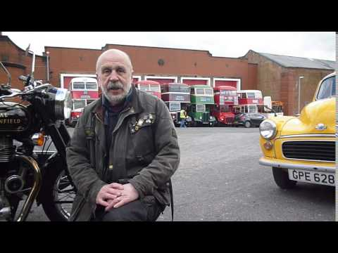 #WelcomeToBritain: Chris's favourite thing about Manchester