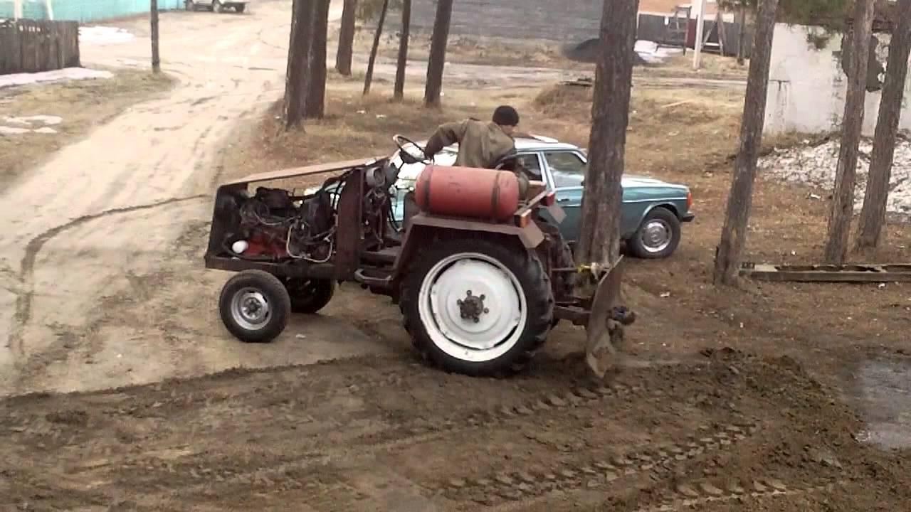 Планировка щебня трактором видео фото 96-296