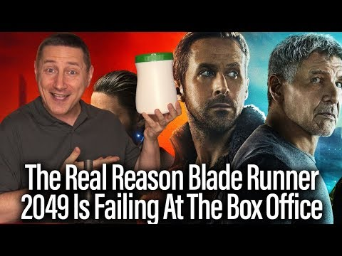 The Real Reason Blade Runner 2049 Is Failing At The Box Office