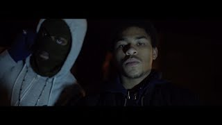 (GB) Lil Hits x Trapo x ST x RD xRico6 - Aint Running [Music Video] @ReadTheTitle