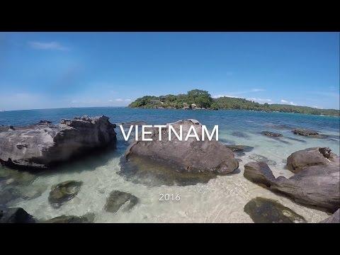 Vietnam Travel 2016 / 17 GoPro Hero 4