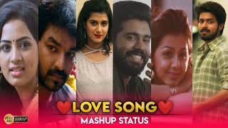 Love mashup whatsapp status ❤️ Aathadi manasudhan whatsapp status 💞 kazhugu 🎬 one side love