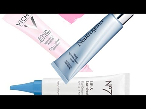 10 Drugstore Eye Creams That Really Work