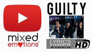 GUILTY I Blue Lyrics Video