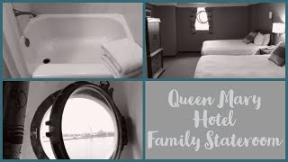 Queen Mary Hotel Cabin Tour A181