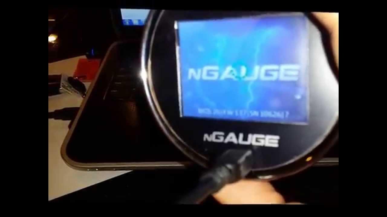 Lund Racing nGauge & Lund Custom Tune